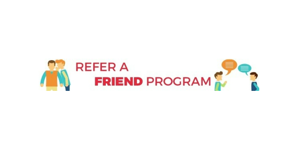 Refer your friends & get coffee
